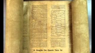 A oração de quem tem fé  -   A Biblia Narrada por Cid Moreira