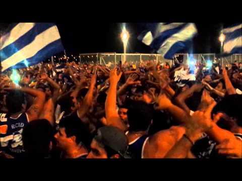 """""""TFC Pós-jogo - Cruzeiro 5 x 1 Universidad de Chile - Libertadores 2014 - 25/02/2014"""" Barra: Torcida Fanáti-Cruz • Club: Cruzeiro"""