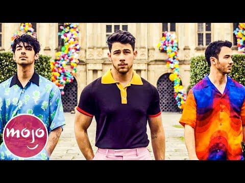 Top 10 Things You Never Knew About the Jonas Brothers
