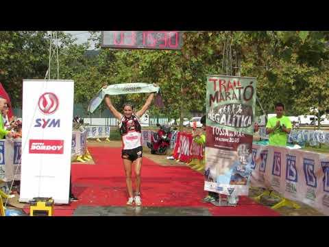 Llegada campeón 42km
