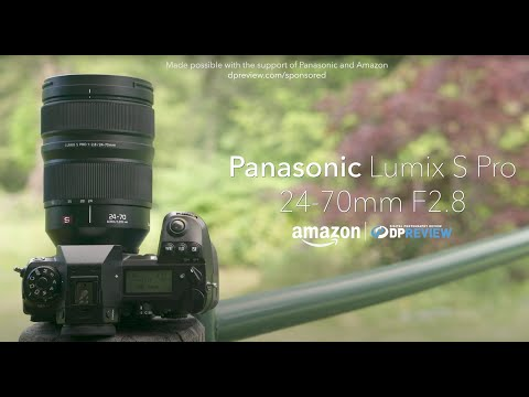 External Review Video knL_wKDA5nI for Panasonic Lumix S Pro 24-70mm F2.8 Lens (S-E2470)