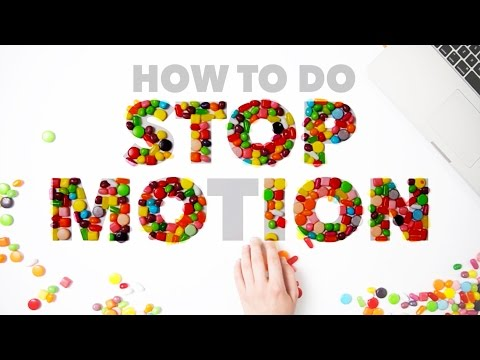 how to take stop motion photography by the slanted lens