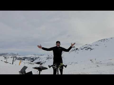 Perdita di grasso dello sciatore