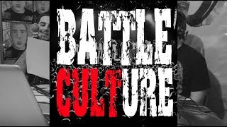 Battle Culture Podcast is here!!!