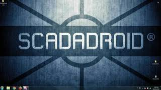 Connecting to SCADADroid