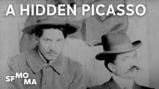 Discovering a Hidden Picasso
