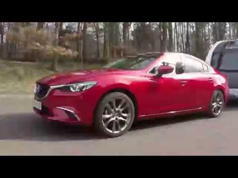 The Practical Caravan Mazda 6 review