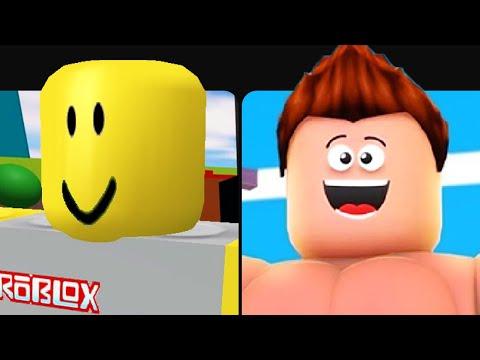 Evolution of Dynablocks Roblox 2003-2019