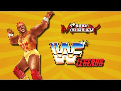 Wwf No Mercy - смотреть онлайн бесплатные видео про игры на