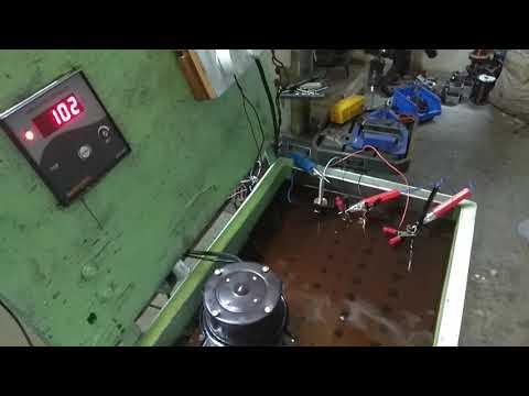 Generator Temperature Switch