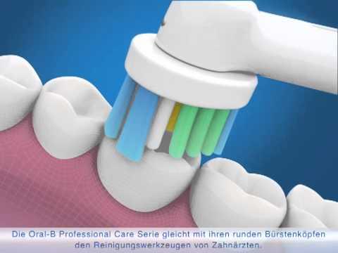 Oral B Elektrische Zahnbuersten