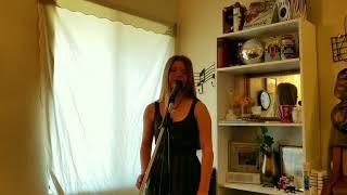 Rebecca Garcia singing, I'm not Lisa
