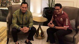 Gerindra Sebut Nama Cawapres Prabowo Tersisa AHY & Sandiaga