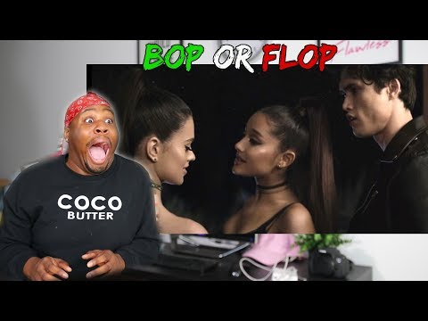 "ARIANA GRANDE ""BREAK UP WITH YOUR GIRLFRIEND, IM BORED"" VIDEO REACTION!!"