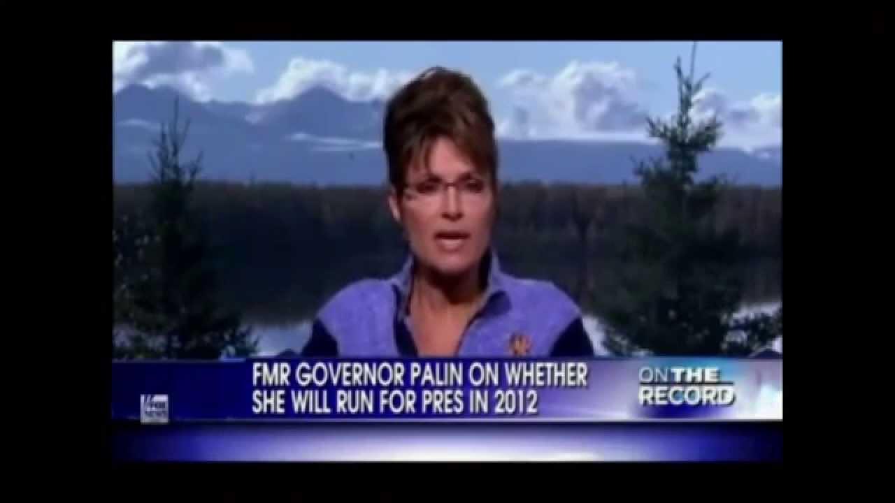 Palin: I'm Too Maverick For Presidency thumbnail