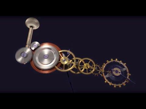¿Cómo funciona un reloj mecánico?