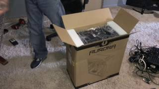 XIDAX PC Unboxing New VERTEX Case