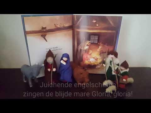 Vrijeschoolliederen | Herders, laat uw bokjes en uw schapen gaan | Kerst