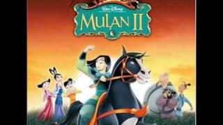 Mulan - wanna be like other girls