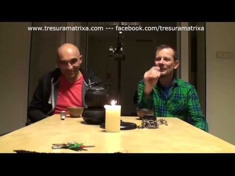 Tresura Matrixa - Wdychanie cudzych pierdów jako inhalacja zaufaniem ?