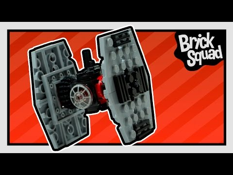 Vidéo LEGO Star Wars 30276 : First Order Special Forces TIE Fighter