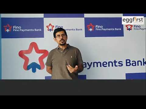 Candid testimonial from CMO of Fino Payments Bank for Eggfirst