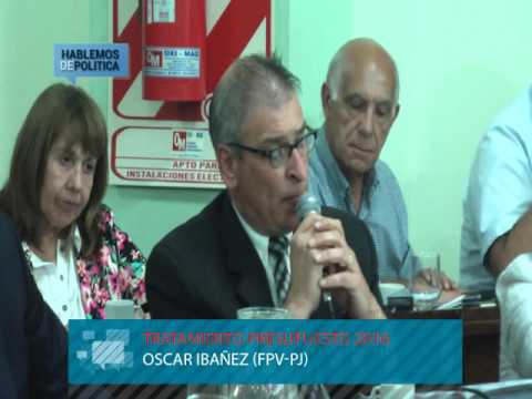 PROGRAMA HABLEMOS DE POLÍTICA 11 DE ENERO DE 2016