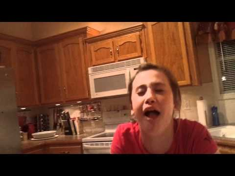 11 year old girl licks things for money