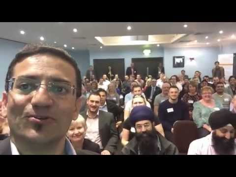 The best property networking event