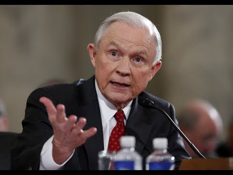U.S. Attorney General Jeff Sessions testifies on Russia in Senate hearing