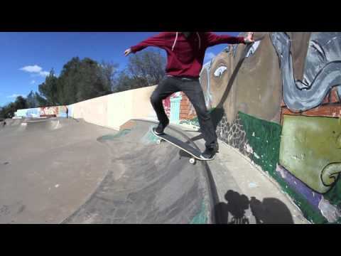 Auburn Skatepark JD