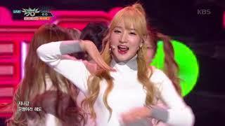 뮤직뱅크 Music Bank - ㅇㅇ - 해시태그 (HUE - Hash Tag).20171124