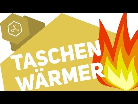 Wie funktioniert ein Taschenwärmer?! ● Gehe auf SIMPLECLUB.DE/GO & werde #EinserSchüler