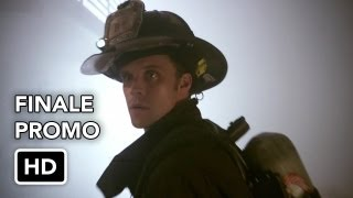 "Chicago Fire 1x24 Promo ""A Hell of a Ride"""