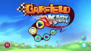 Garfield Kart: All 16 Tracks In 150cc GP