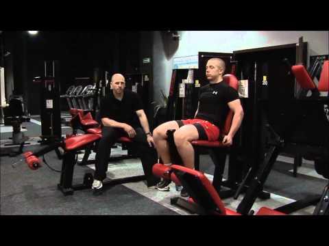 Ćwiczenia na mięśnie pleców z gumy