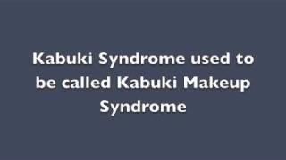 Kabuki Syndrome