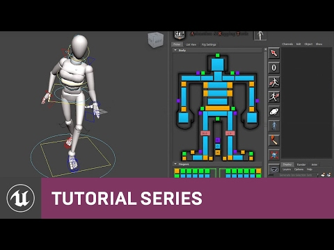 Rigging Tutorial for Maya 2018? — polycount