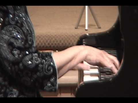 Maple Leaf Rag - Performed by Patricia Holmberg