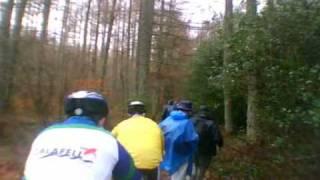 preview picture of video 'Btteros del Garraf - Etapa 1 Camino de Santiago'