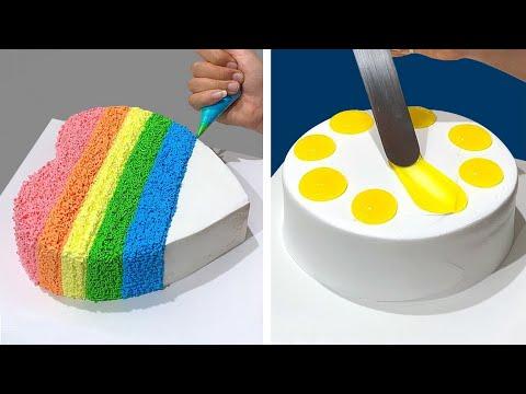 Tutorial incrvel de decorao de bolo para festa Ideias de decorao de bolos