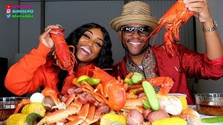 Seafood Boil with Law Roach from America's Next Top Model