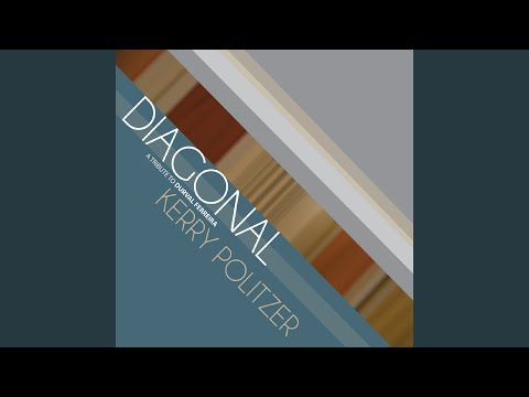 Diagonal online metal music video by KERRY POLITZER