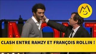 CLASH entre Ramzy et François Rollin !