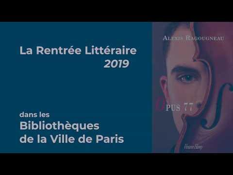 Vidéo de Alexis Ragougneau