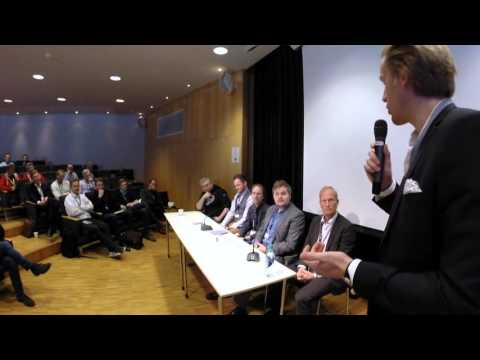 Panel discussion: Consortium blockchains. Oslo Blockchain Day