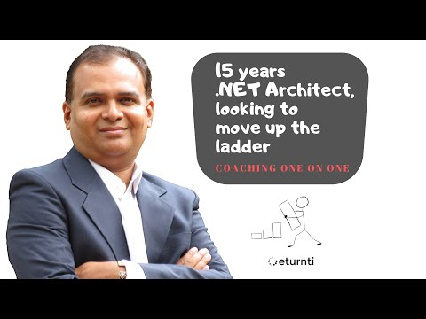 Coaching - .NET Architect looking forward to be a Solution Architect ...