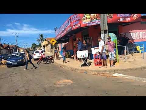 Cavalgada em Bela VIsta de Goias com a turma da Apcar-Go
