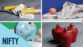 5 Easy DIY Gifts For Teachers