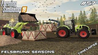 Let's make some firewoods Farming Simulator 19 Mod Video